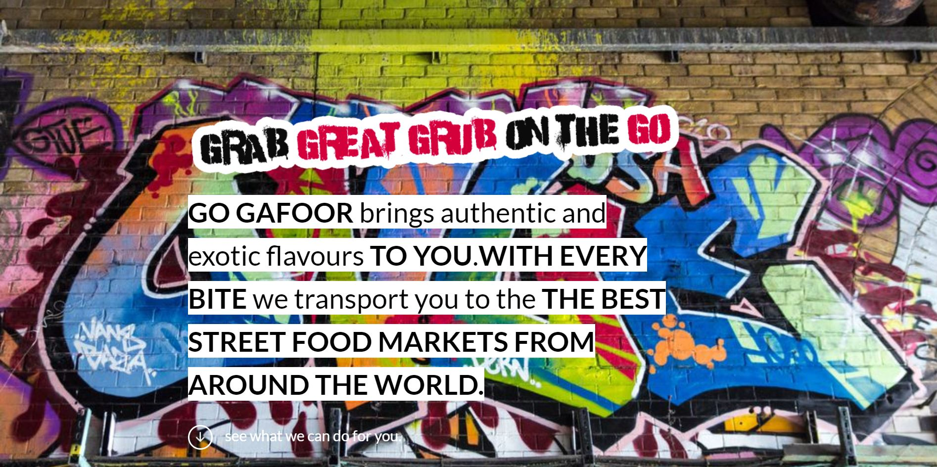 GREATGRUB website